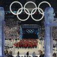 La cérémonie d'ouverture des jeux olympiques de Vancouver, 12 février 2010 !