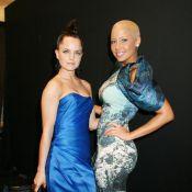 Amber Rose et Mena Suvari : Deux beautés décalées, tatouées et... diablement sexy !