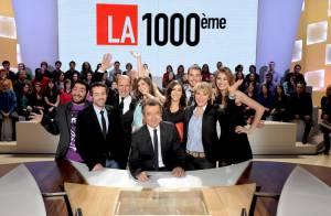 Michel Denisot, Yann Barthès, Ariane Massenet et les autres soufflent leurs 1000 bougies !