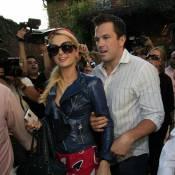 Paris Hilton : Elle fête ses 29 ans et sa première année d'amour avec Doug Reinhardt... Serait-il le bon ?