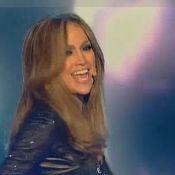 Jennifer Lopez : regardez-la, tellement séduisante en live au festival de San Remo... On est sous le charme !