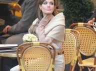 Découvrez l'élégante Angelina Jolie en plein tournage à Paris... Ses jumeaux sont trop craquants ! (réactualisé)