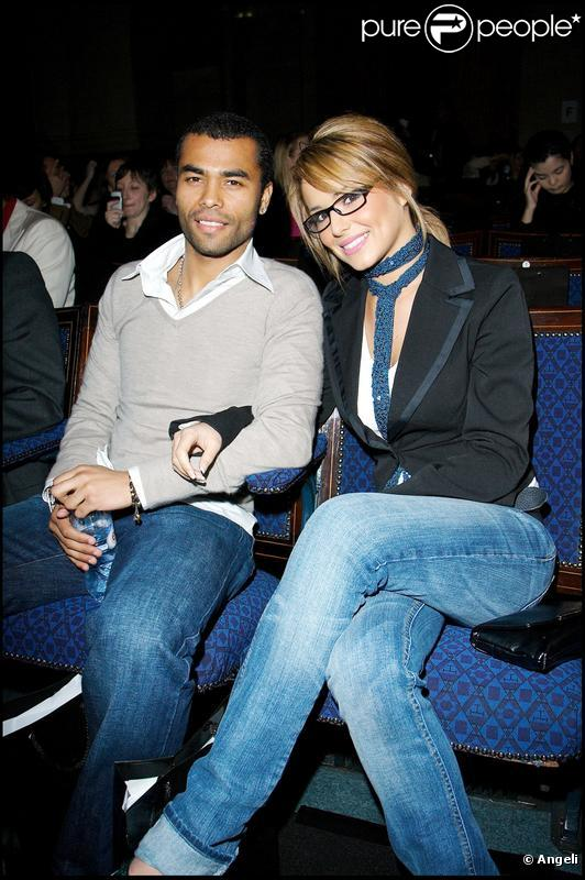 Cheryl Cole et Ashley Cole