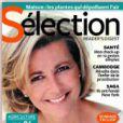 Claire Chazal en couverture de Sélection