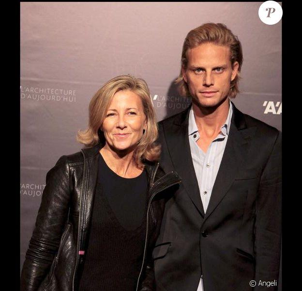 Arnaud Lemaire et Claire Chazal