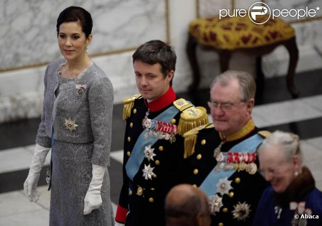 Mary et Frederik de Danemark vont ouvrir les portes du Pavillon Frederik VIII, à Amalienborg, où ils emménageront à l'été 2010