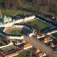 Mary et Frederik de Danemark vont ouvrir les portes du Pavillon Frederik VIII, à Amalienborg, où ils emménageront à l'été 2010. En photo, le palais Fredensborg, actuelle résidence du couple.
