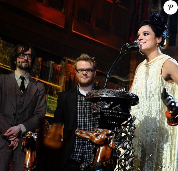 Les NME Awards 2010, qui se sont déroulés le 24 février à Londres, ont notamment récompensé Lily Allen