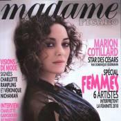 Marion Cotillard : Surprenante, troublante... Tout simplement envoûtante !