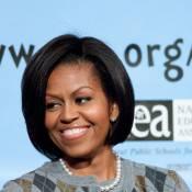 Michelle Obama : Elle adore raconter des histoires ! La preuve !