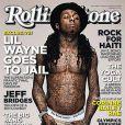 Lil Wayne en couverture de  Rolling Stone  (version US), février 2010 !