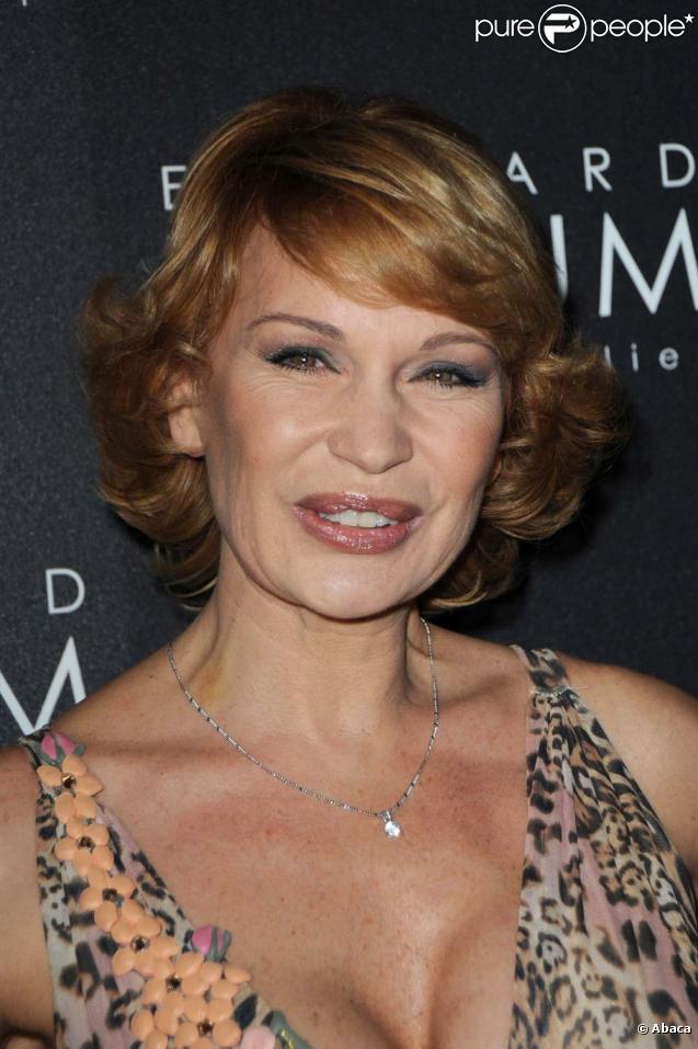 Marlène Mourreau à l'anniversaire du joaillier Edouard Nahum, à ...