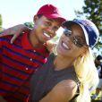 "Tiger Woods et sa femme Elin Nordegren, au temps du ""bonheur"""