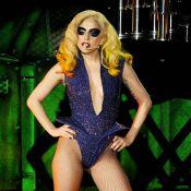 """Lady Gaga continue de jouer avec nos nerfs... Voici une nouvelle image folle de """"Telephone"""" !"""