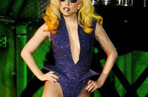 Lady Gaga continue de jouer avec nos nerfs... Voici une nouvelle image folle de