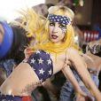Image extraite du clip  Telephone  de Lady Gaga et Beyoncé, à découvrir le 8 mars 2010 !