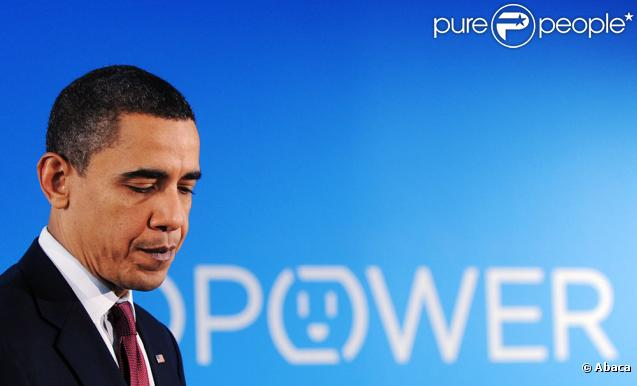 Barack Obama, abbatu