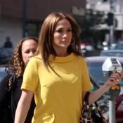 Jennifer Lopez : Quand elle va au salon de beauté... c'est sur son 31 !