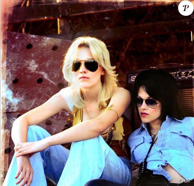 Des images de The Runaways.