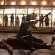 La nouvelle et délirante bande-annonce de  Kick-Ass , de Matthew Vaughn, avec Nicolas Cage, en salles le 21 avril 2010.