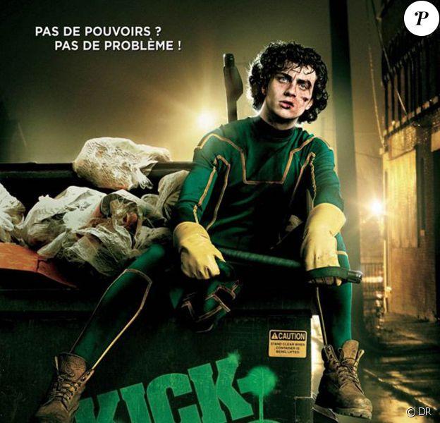 Des images de Kick-Ass, de Matthew Vaughn, avec Nicolas Cage, en salles le 21 avril 2010.
