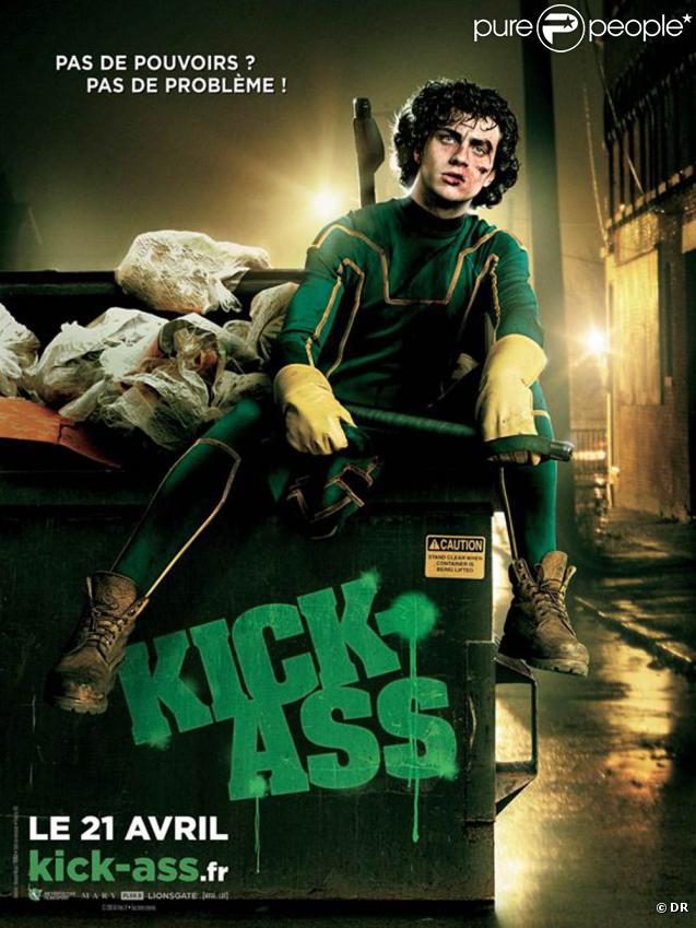 Des images de  Kick-Ass , de Matthew Vaughn, avec Nicolas Cage, en salles le 21 avril 2010.