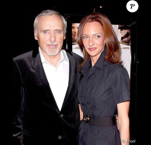Dennis Hopper et Victoria