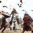 Des images de  Robin des Bois , de Ridley Scott.