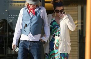 Lisa-Marie Presley attaque le 'Daily Mail', qui avait ironisé sur sa prise de poids...