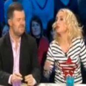 On n'est pas couché : Regardez Eric Naulleau se faire cracher dessus par une jolie blonde... C'est surréaliste !