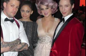OSCARS 2010 - Ce qu'on ne vous a pas montré : Nicole Richie, Miley Cyrus, Heidi Klum, Victoria Beckham... à la soirée Elton John !