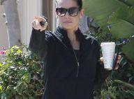 Sandra Bullock a quitté le domicile, laissant Jesse James honteux devant la petite Sunny... complètement déprimée !