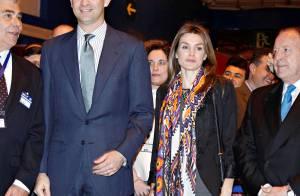 Letizia d'Espagne : elle délaisse encore ses filles pour briller avec son époux !