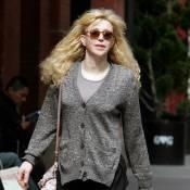 Courtney Love : elle prend du bon temps... avant sa grande tournée !