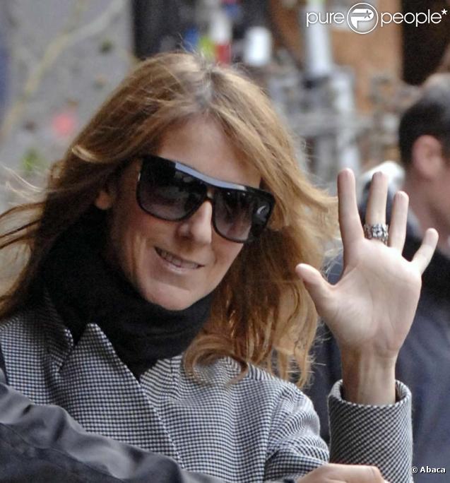 Céline Dion, le 14 décembre 2009 !