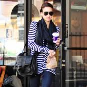 Jessica Alba : Elle est redevenue une vraie fashionista !