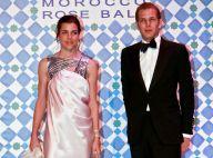 Le prince Andrea Casiraghi, cheveux rasés, et sa douce Tatiana, en tenue audacieuse : un couple discret au Bal de la Rose !