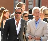 Tom Ford et son compagnon, Richard Buckley