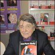 Jean-Pierre Mocky lors du Salon du livre à Paris le 28 mars 2010