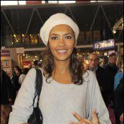 Karine Le Marchand est venue soutenir son amoureux Lilian Thuram... non loin du controversé Eric Zemmour !