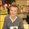 Denis Brogniart lors du Salon du livre à Paris le 28 mars 2010