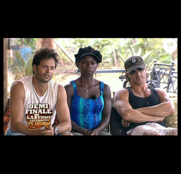 David, Surya et Greg apprennent qu'ils vont partir dans la jungle