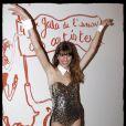 Lou Doillon pour le Gala de l'Union des Artistes au Cirque d'Hiver Bouglione le 29  mars 2010