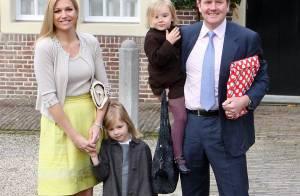 Maxima des Pays-Bas et les royaux bataves : tous de sortie avec leurs enfants pour la petite Eliane, 9 mois !