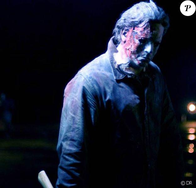 Des images d'Halloween 2, de Rob Zombie, disponible en DVD dès le 1er avril 2010.