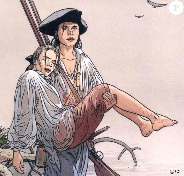La bande-dessinée L'épervier, de Patrice Pellerin, est actuellement adaptée pour France 2.