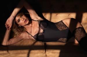 La splendide Florencia Salvioni s'affiche plus sensuelle que jamais pour la nouvelle collection