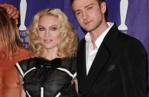 Justin Timberlake baisse son pantalon pour  Madonna !