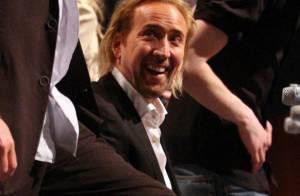 Nicolas Cage : Horreur ! Il est devenu blond aux cheveux longs... et c'est très moche !
