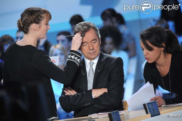 Michel Denisot et le  Grand Journal  épinglés par  Télérama , le 6 avril 2010 !